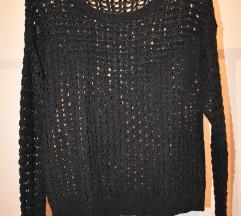 Блуза церна L