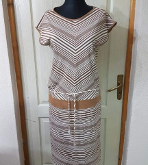Pamucen fustan L/XL
