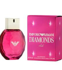 Original ARMANI DIAMONDS CLUB zeni