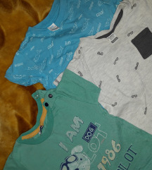 Trenerki i bluzi