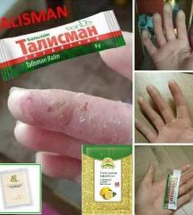 Комплет за лекување на испукани и излупени раце