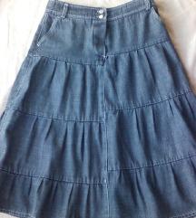 нова тексас сукња