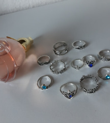 11 prsteni + parfem volare 200den