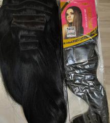 Сет надградба за коса со шноли