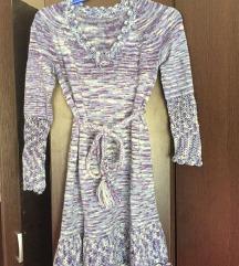 Nov Unikaten pleten fustan M-L