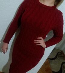 Pleten bordo  fustan