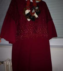 Nov so etiketa fustan
