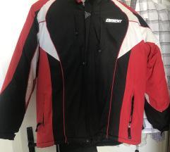 Detska debela zimska jakna