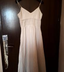 Бел преубав фустан