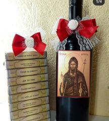 Вино и чоколатца Св Јован