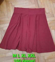 Novi suknji ostanati XXL velicini