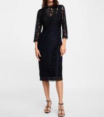 Lace dress by Zara-bez etiketa