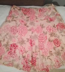 Цветна сукња