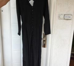 Moderen crn dolg fustan