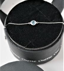 OXETTE alka so nebesno plav kristal!