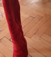 Црвени антилоп чизми