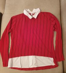 bluza kosulka 50