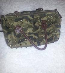 nova vojnicka torba so nitni