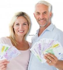 Приватни кредит за задужена лица
