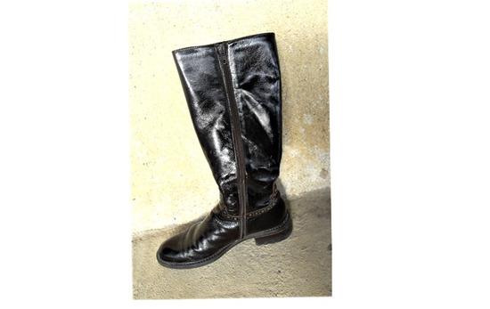 Кожни италијански чизми