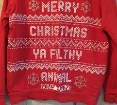 Christmas bluzon