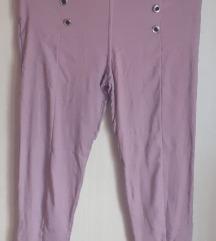Rozevi pantaloni
