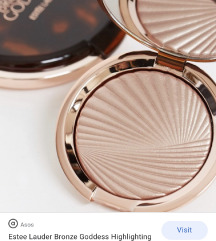 REZZ.Estée Lauder bronze goddess highlither
