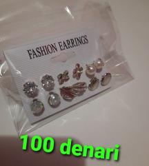 Novi obetki 6 para 100 denari