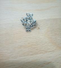 Цветен прстен преубав +подарок
