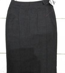 Office suknja