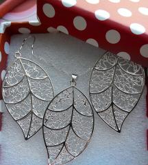 Komplet nakit Sterling Silver 925