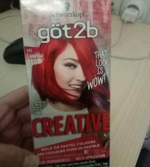 Farba za kosa. NOVA