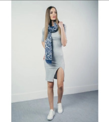 Nov Italijanski fustan L/XL