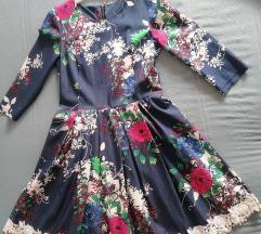 Најубавиот цветен фустан