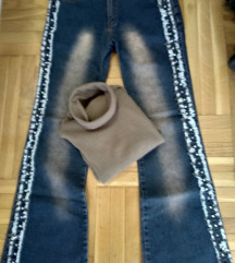 novi intrama jeans m