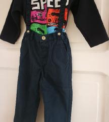 Панталони и блузичка