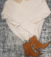 Oversized џемпер
