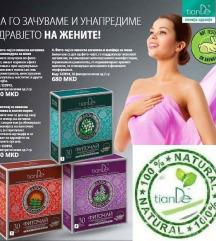 Чаеви за женско здравје