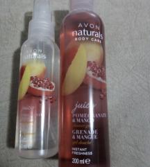 Novi Avon Naturals