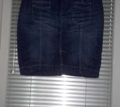 Teksas suknja Mango 40
