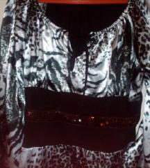 Novo satensko fustance/ tunika