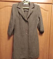 Ленено палто
