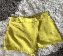 Жолти шорцеви