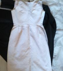 Зимски бел фустан