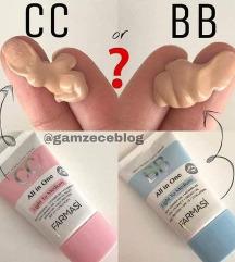 CC i BB kremi