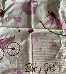 Ozdilek Baby Girl postelnina