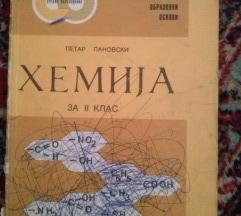 hemija za II klas