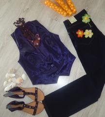 Violetov elek + podarok sandali