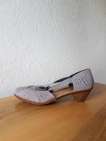 RIEKER ANTISTRESS kozni sandali br.39