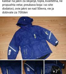 Zimska jakna do 7god
